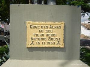 006 - Monumento a Antônio Souza