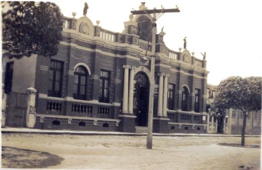FOTO PAÇO MUNICIPAL 1950