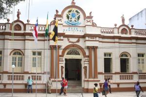 PAÇO MUNICIPAL, ATUALMENTE