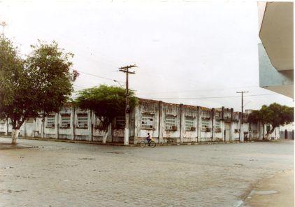 Armazém da Suerdieck, parte do prédio onde hj é o SupermercadoTodo Dia
