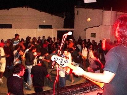 Quarta edição do festival Soul do Rock, no dia 31/07/2004 na Casa da Cultura Galeno D'Avelírio
