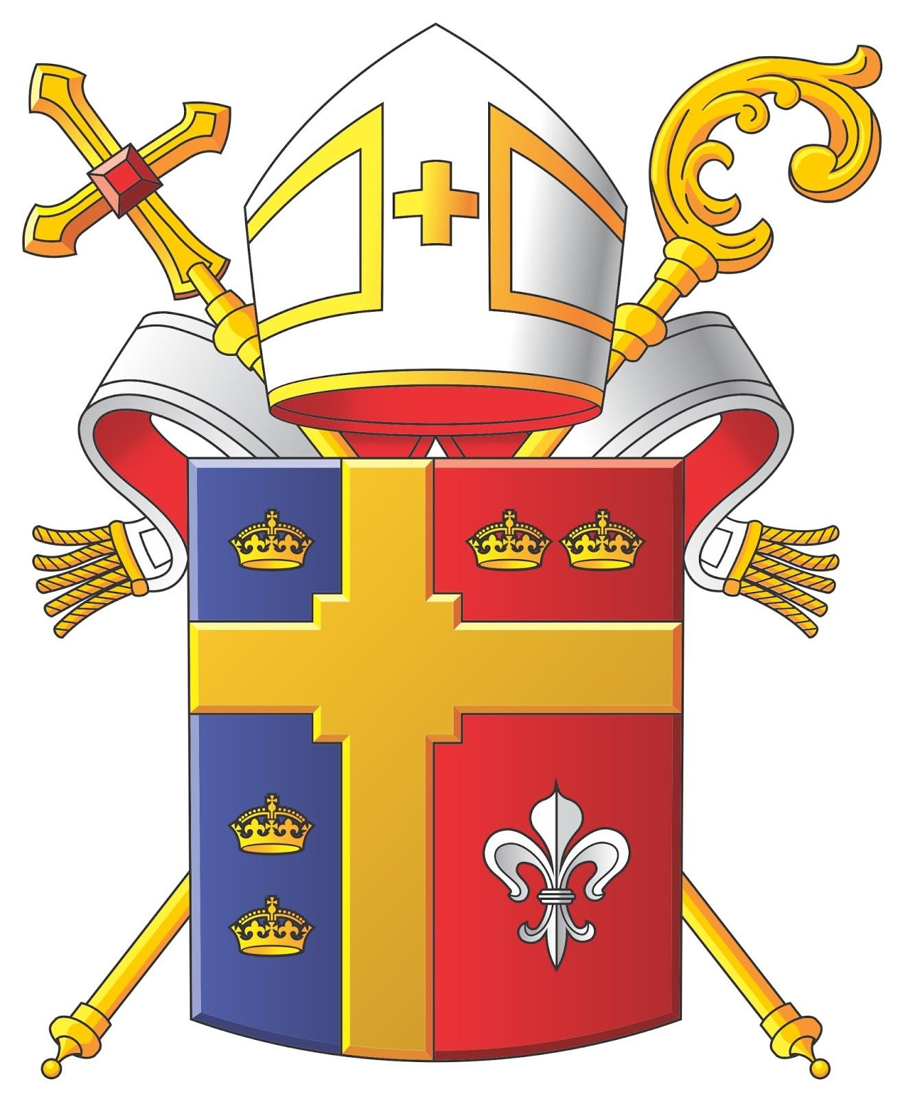 Brasao Diocese Cruz das Almas (Oficial)